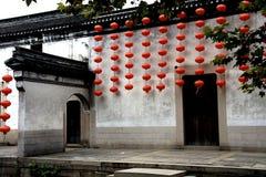The ancient town of Nanxun,Huzhou,Zhejiang,China. The ancient town of Nanxun,more then three,four thousand years of history stock photo