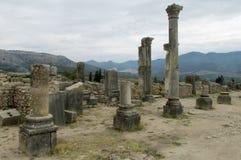 Ancient town ruins Royalty Free Stock Photos