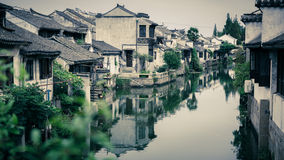 Ancient Town Royalty Free Stock Photo