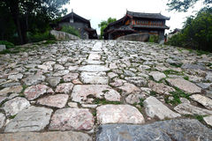 Ancient town of Shuhe Stock Photography