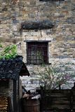Ancient town of the south of the Yangtze River. 。It`s a beautiful and Famous historical and cultural towns Stock Image