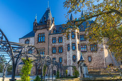 Ancient town Wernigerode Stock Photography