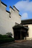 The ancient town of Wuzhen,Tongxiang,Zhejiang,China. The ancient town of Wuzhen, a typical ancient water towns in Jiangnan area of Han nationality in China stock photos