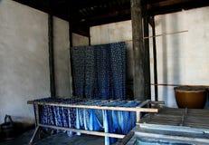 The ancient town of Wuzhen,Tongxiang,Zhejiang,China. The ancient town of Wuzhen, a typical ancient water towns in Jiangnan area of Han nationality in China stock image