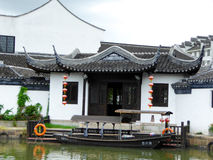 The ancient town of Xitang Stock Photography