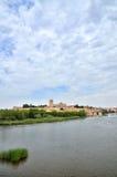 Ancient town of Zamora, Spain Royalty Free Stock Photo
