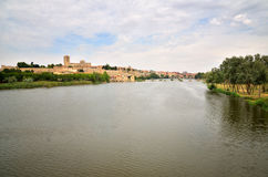 Ancient town of Zamora, Spain Stock Photography