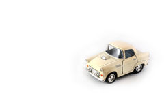 Ancient toy car Stock Image