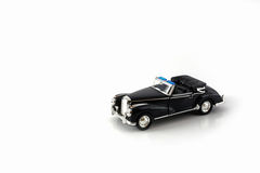 Ancient toy car Royalty Free Stock Photo