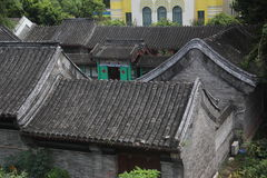 The ancient traditional dwellings in Huizhou�CHINA,ASIA Royalty Free Stock Images