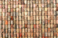 Ancient traditionals tiles pattern Stock Photos