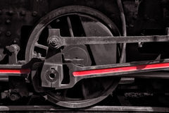Ancient trains Royalty Free Stock Photography