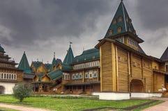 Ancient Tsar Alexis palace Royalty Free Stock Photo