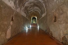Ancient tunnel. Stock Image