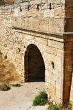 Ancient turkish fortress. Stock Photo