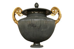 The ancient vase Royalty Free Stock Photography
