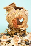 Ancient Vase Royalty Free Stock Photos