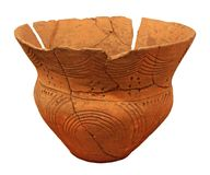 Ancient vase Stock Photo