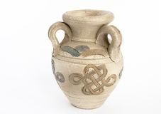 Ancient vase Royalty Free Stock Photo
