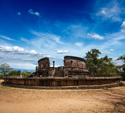 Ancient Vatadage (Buddhist stupa) Stock Images