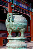 Ancient vessel Stock Photography