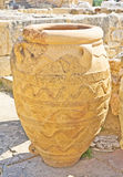 Ancient vessel; reconstructed original. Stock Photography