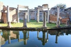 Ancient Villa Adriana Royalty Free Stock Photos