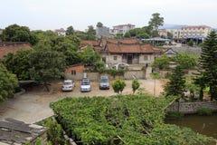 Ancient villa liantangbieshu Royalty Free Stock Photo