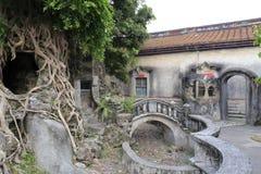 Ancient villa liantangbieshu Royalty Free Stock Photos