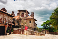Free Ancient Village Altos De Chavon - Colonial Town Royalty Free Stock Photo - 53525655