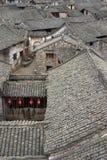 Ancient village in Guangdong,china. Royalty Free Stock Image