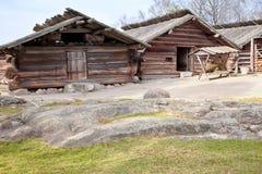 Ancient village Royalty Free Stock Photo