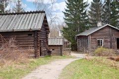 Ancient village Stock Photo