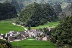 Ancient villages Stock Images