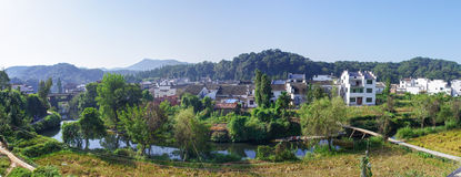Ancient Villages Stock Photography