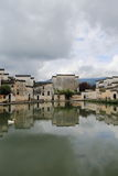 Ancient Villages in Southern Anhui, China Stock Photos