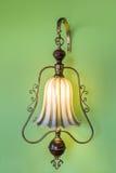 Ancient vintage luminaire. Stock Images