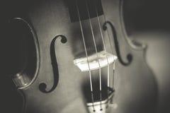 Ancient violin Stock Photos