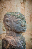 Ancient Voodoo Fetish Sculptures Used In This Traditional African Belief By The Local Fetish Priest Royalty Free Stock Images