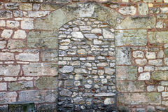 Ancient wall Royalty Free Stock Photography