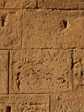 Ancient wall. Carved names on ancient wall royalty free stock photo
