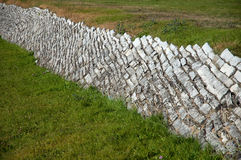Ancient wall Royalty Free Stock Images