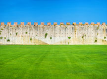 Ancient wall Stock Photo