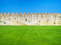 Ancient wall Stock Photo