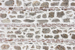 Ancient wall background Stock Photography