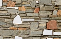 Ancient wall background Royalty Free Stock Images