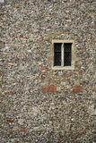 Ancient wall background st albans building Royalty Free Stock Photos