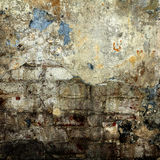 Ancient wall background Royalty Free Stock Photography