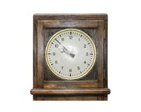 Ancient wall clock. Royalty Free Stock Photography