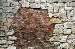 Ancient wall Stock Images
